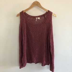 Sky and Sparrow sweater top size S
